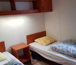 Chalet Cosy : chambre enfants dans les Vosges