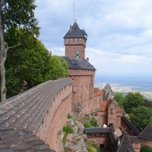 Camping Clos De La Chaume : Chateau Haut Koenigsbourg Vignette