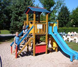 Jeux pour enfants en camping dans les Vosges, Clos de la Chaume