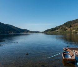 Camping Clos De La Chaume : Lac De Gerardmer