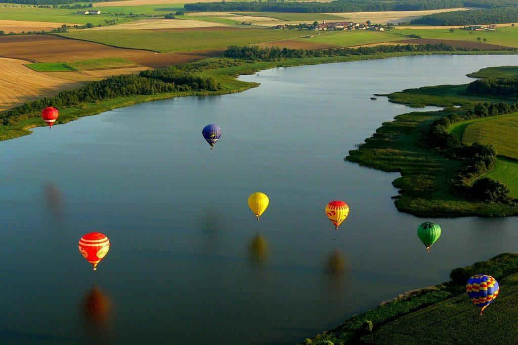 Camping Clos De La Chaume : Lorraine Mondial Air Ballon