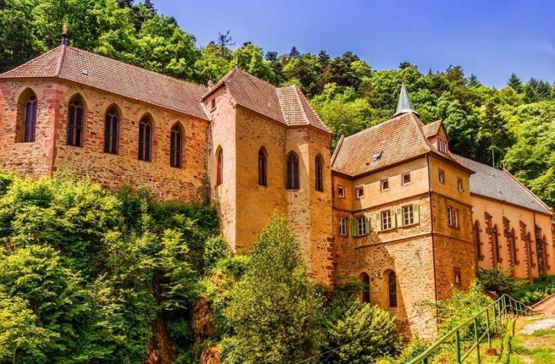 Camping Clos De La Chaume : Tourisme Alsace